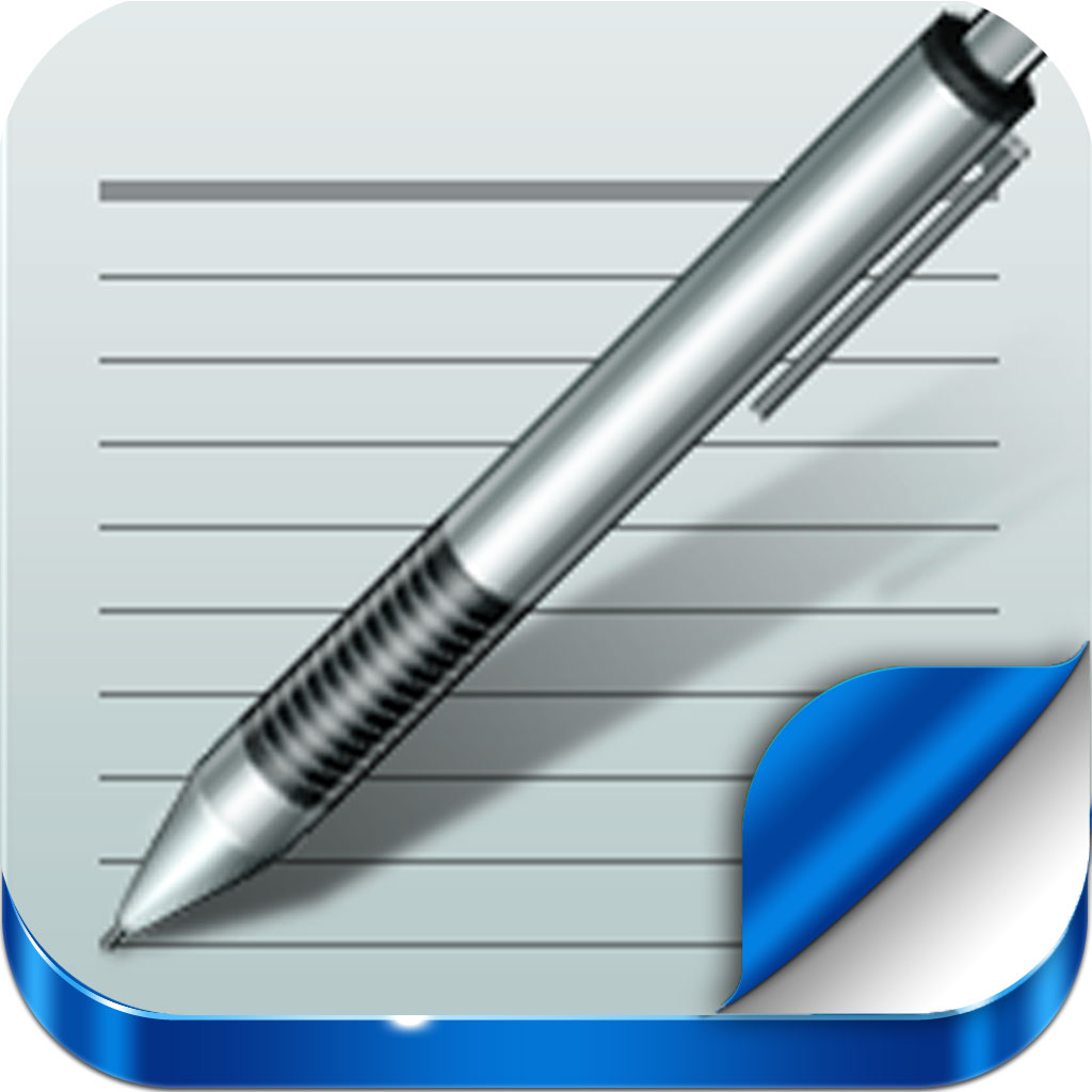 NoteBook Pro - draw diagram & word processor with ...
