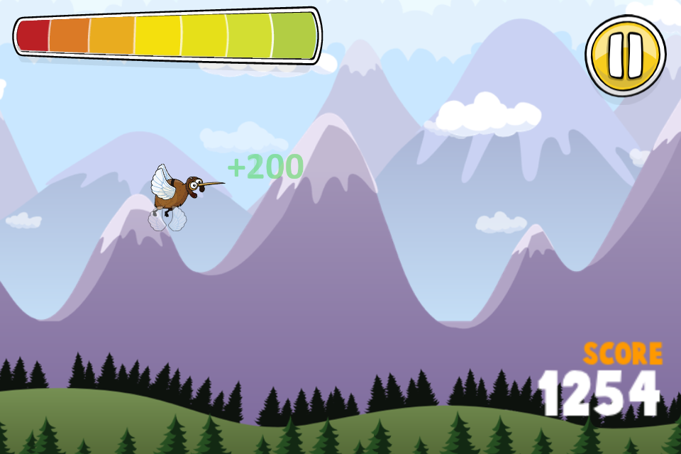 Screenshot Ariel Air – A Kiwi's Flying Adventure