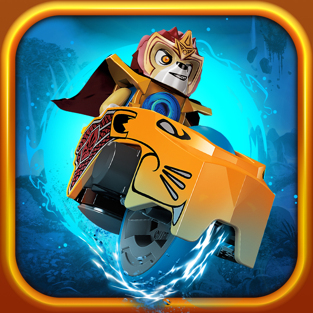 LEGO® Legends of Chima: Speedorz by Warner Bros. icon