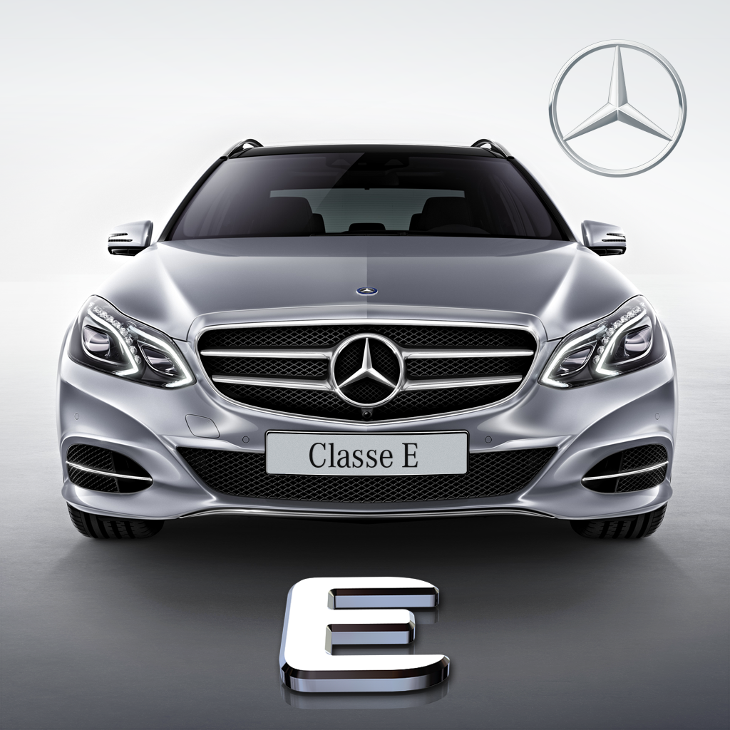 Classe e station wagon mercedes benz by compart for Mercedes benz station wagon